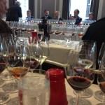 Grandi Marchi winemakers explaining their Italian wines