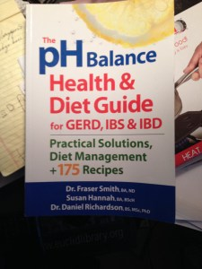 pH Balance for GI difficulties