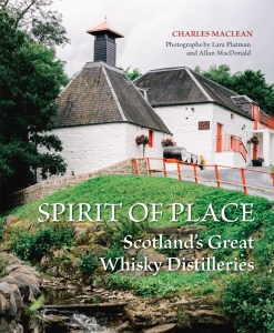 Spirit of Place book cover