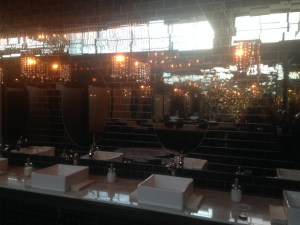 Thrillist party bathroom