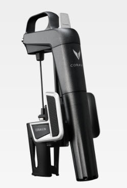 Coravin's brilliant wine saving device