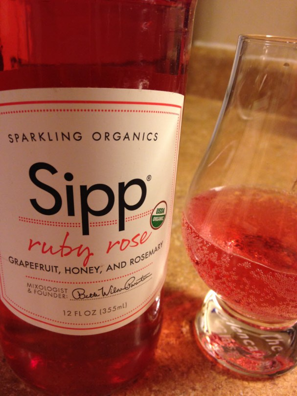 Sipp sparkling hits the spot