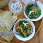 Italian Wedding Soup at FoodApparel.com