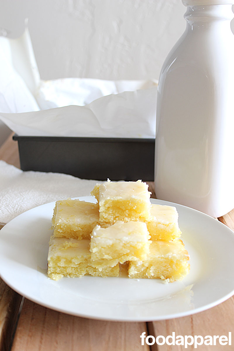 Classic Blondies Recipe — Dishmaps