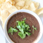Black Bean Soup at FoodApparel.com