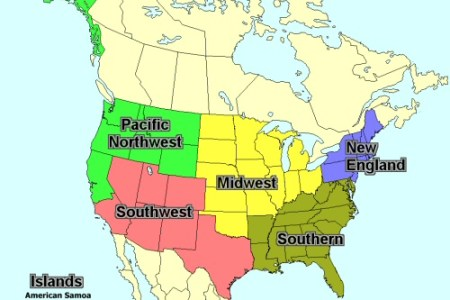 Map Of Southwest Region Of The United States - Us map southwest