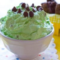 Mint Chocolate Chip Cheesecake Dip Recipe
