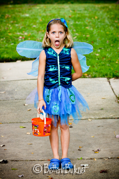 Shocked fairy