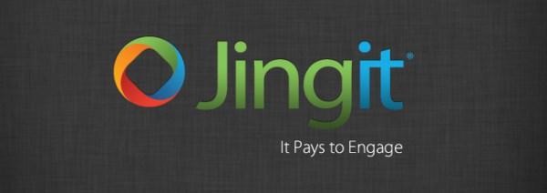 jingit logo - it pays to engage