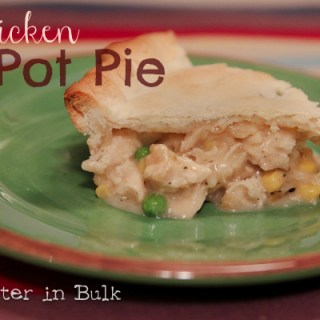 Chicken Pot Pie – Perfect Recipe for Thanksgiving Leftovers