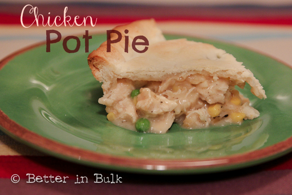 chicken pot pie Thanksgiving leftover recipe