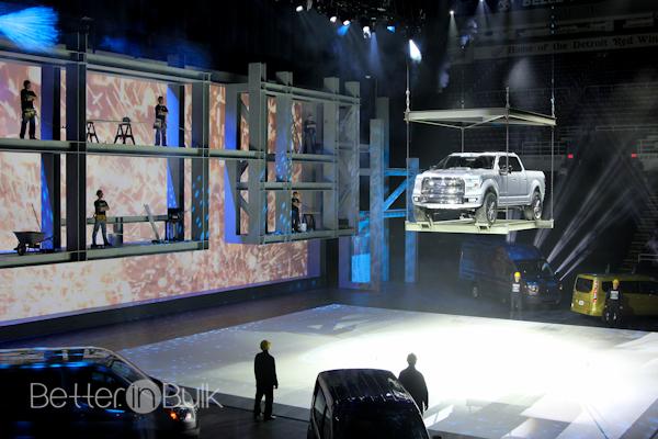 North American International Auto Show #FordNAIAS