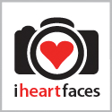 I Heart Faces – Dramatic Black and White