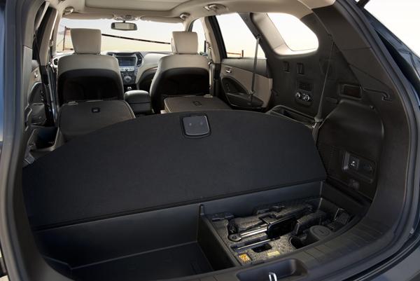 2013 Hyundai Santa Fe LWB