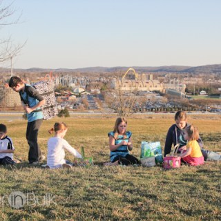Easter Egg Hunt on Hershey Hill – #PSF Give Me Your Best Shot