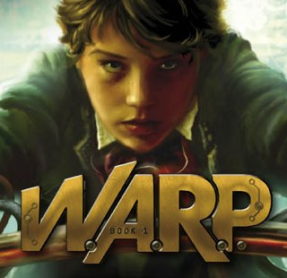 Summer Reading For Teens and Tweens: Eoin Colfer's W.A.R.P. The Reluctant Assassin