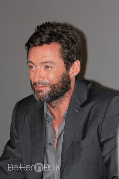 Hugh Jackman Wolverine interview