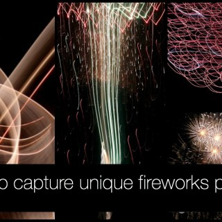 How to Capture Unique 4th of July Fireworks Photos