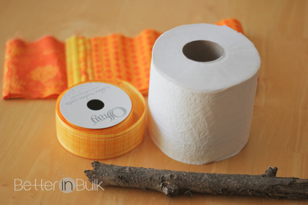 1. Toilet Paper Roll Pumpkin Stamp. From Crafty Morning. Have your kids make some cute little pumpkins using a homemade toilet paper roll stamp! This is a great project for the fall season that will last through Halloween and Thanksgiving without breaking the bank.