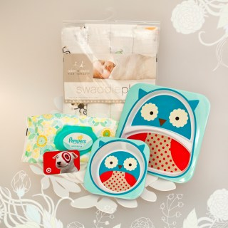 I Heart Pampers and Target Baby Gift Pack Giveaway {$95 Value}