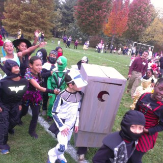 Halloween Class Parties and Parade 2013 #WW