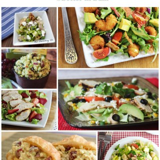 25 Delicious Main Course Salads