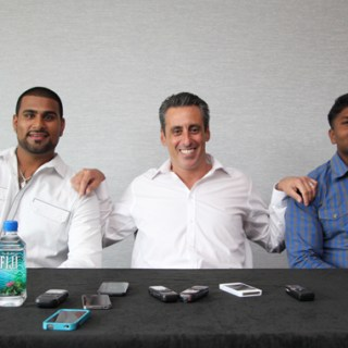 The Real People Behind Million Dollar Arm: JB Bernstein, Rinku and Dinesh #MillionDollarArmEvent