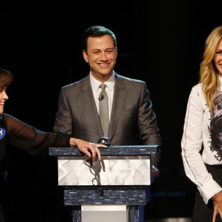 My Jimmy Kimmel Live Experience {with Guests Julia Roberts and Sally Field} #ABCTVEvent