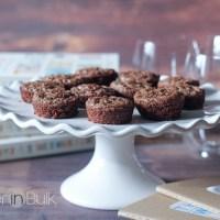 Nutella Brownie Bites Recipe