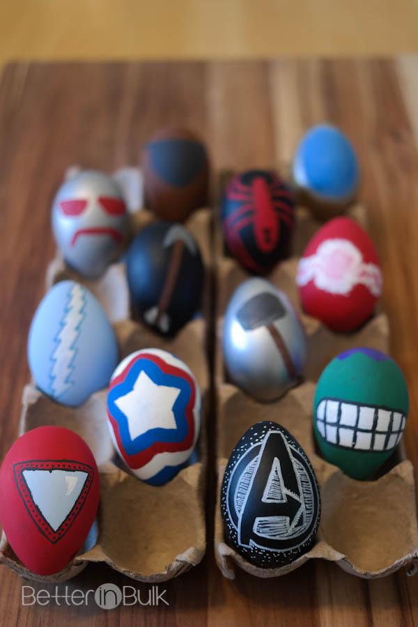 Avengers Easter Eggs