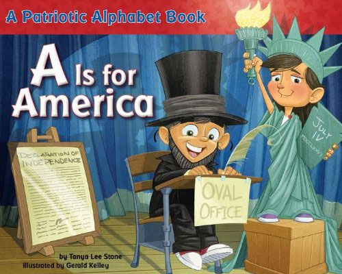 A-is-for-America