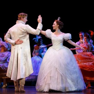 Rodgers + Hammerstein's Cinderella On Tour