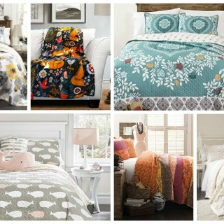 Lush Décor Bedding Giveaway
