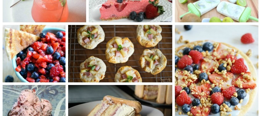 Delicious Dishes Recipes Party #28 – Recipes With Fruit
