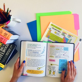 Big Fat Notebooks – What Your Tween Needs for Back to School