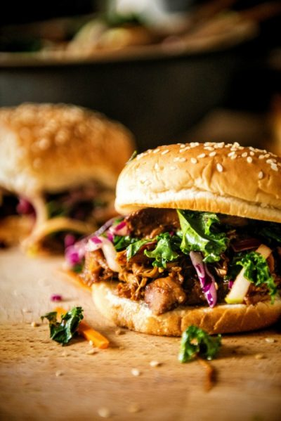 slow-cooker-hoisin-sliders-with-kale-slaw-from-girl-carnivore