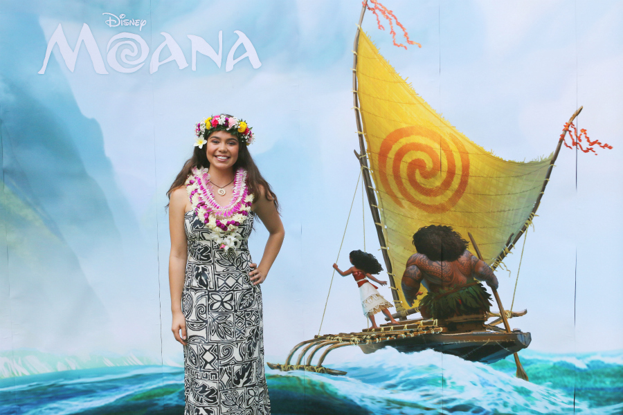 The BEST Way to See Moana in Theaters #Moana