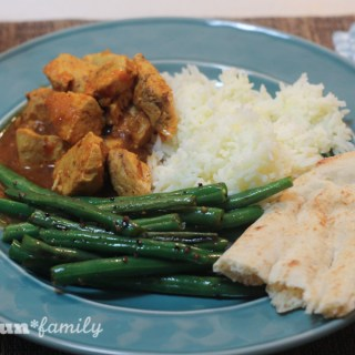 Easy Chicken Tikka Masala in the Instant Pot - a delicious dinner in 30 minutes or less!