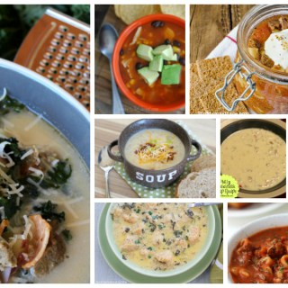 Comforting Soup Recipes: Delicious Dishes Recipe Party #53