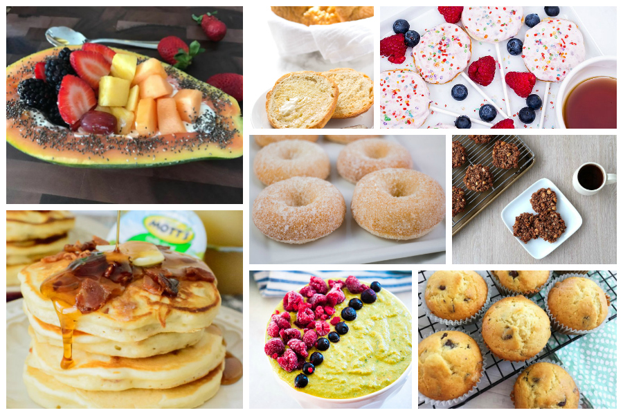 Delicious Dishes breakfast feature