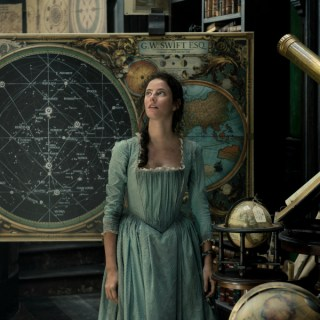 Kaya Scodelario as Carina Smyth in Pirates of the Caribbean: Dead Men Tell No Tales