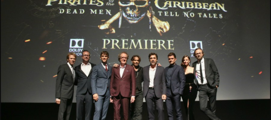 Pirates of the Caribbean: Dead Men Tell No Tales Premiere and Movie Review