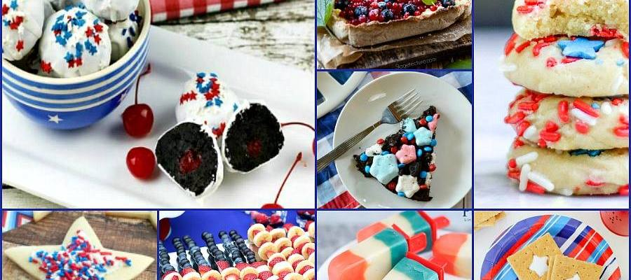 Fun Patriotic Recipes – Delicious Dishes Recipe Party #75