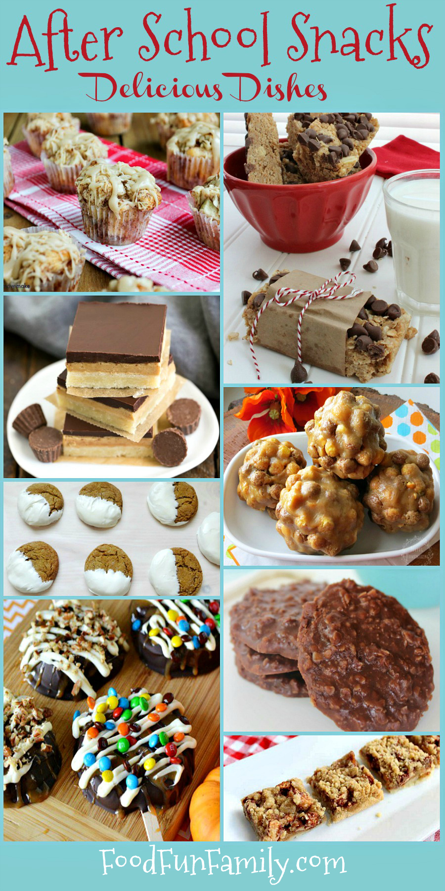 After School Snacks Delicious Dishes Recipe Party Host Favorites