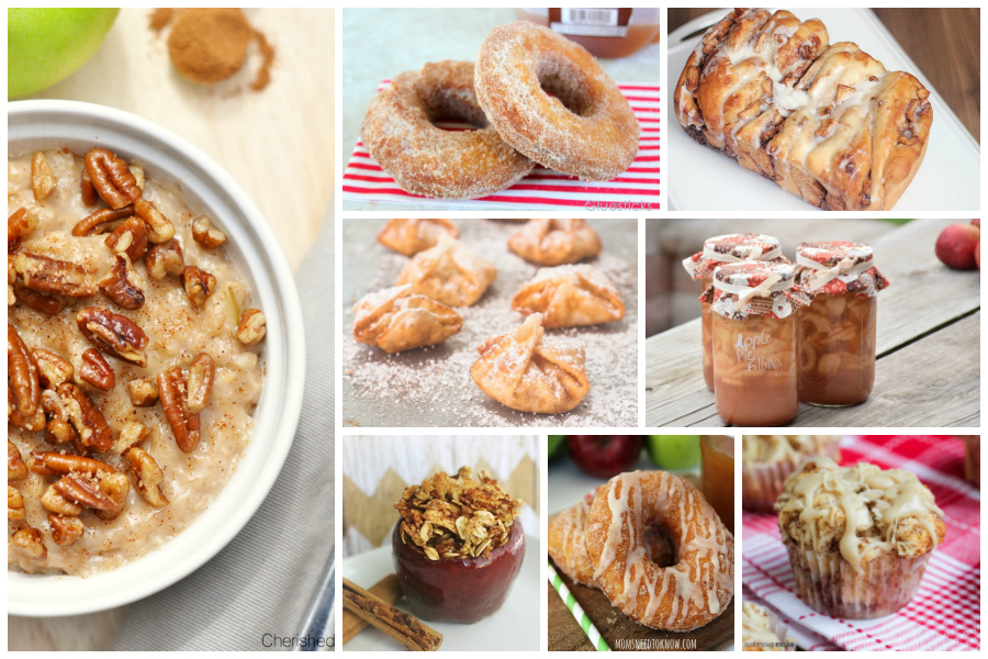 Apple Recipes for the Fall - Delicious Dishes Recipe Party