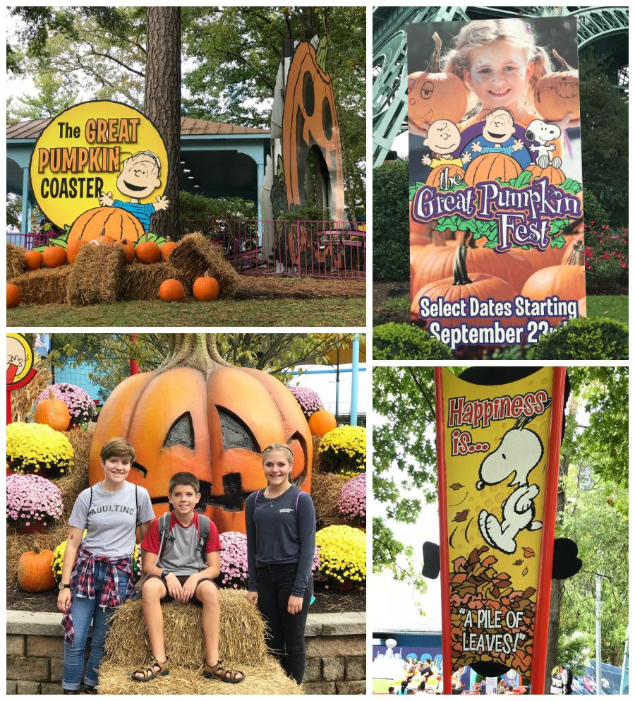 Great Pumpkin Fest at Kings Dominion