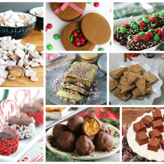 Fun Christmas Snacks and Treats – Delicious Dishes Recipe Party #98