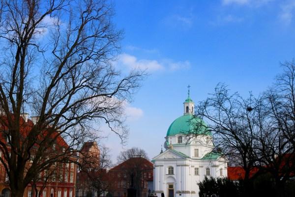 Old City, Warsaw, Poland