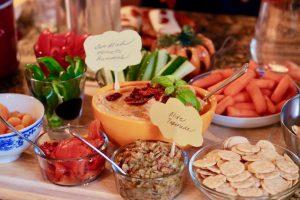 Vegan Party Spread!