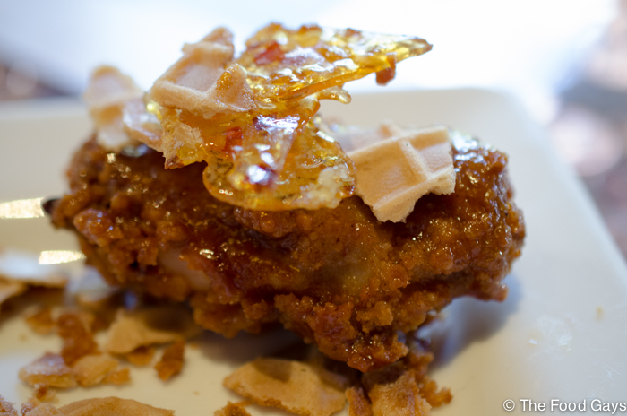 CWC - Salted Caramel Waffle Wing